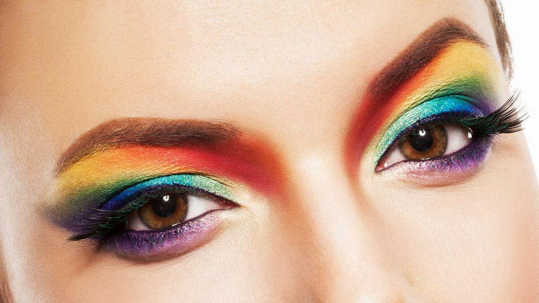 Правильный макияж глаз